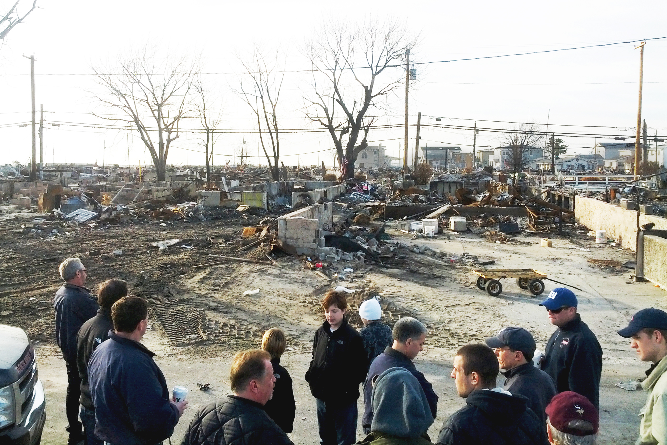 Students Hope to Rebuild During \'Sandy Saturdays\'mamaroneck town