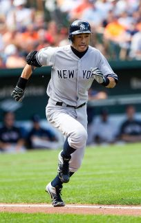 The 39-year-old Ichiro Suzuki will be the Yankees' starting right fielder.