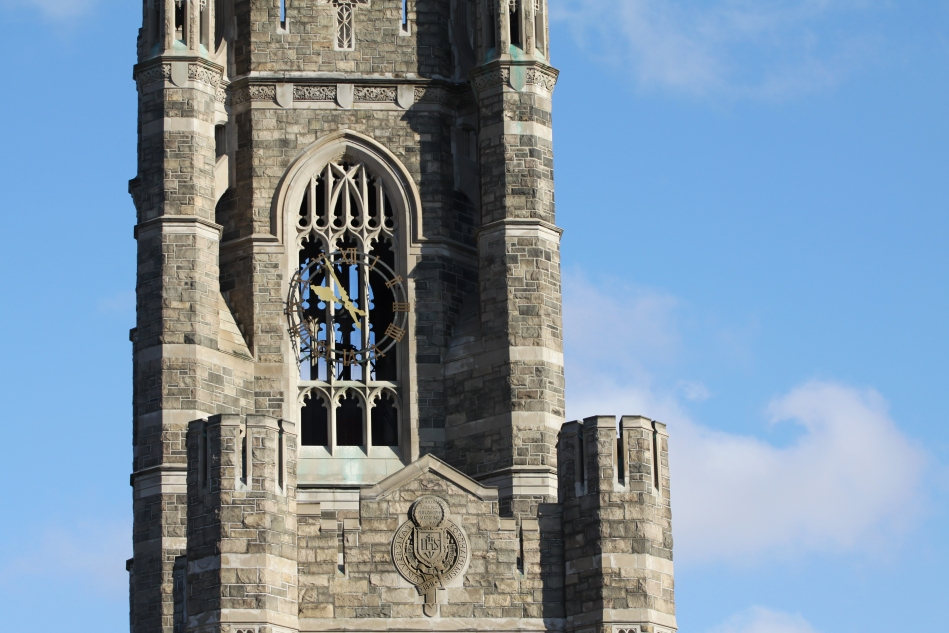 Fordham Ranked 8th in Princeton Review's Newspaper Category