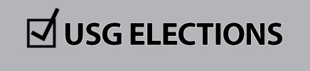 New USG SenatorsElected