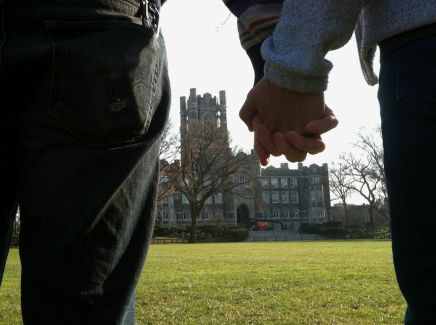 Fordham LGBTQ Students Uncomfortable 'Out' in theBronx