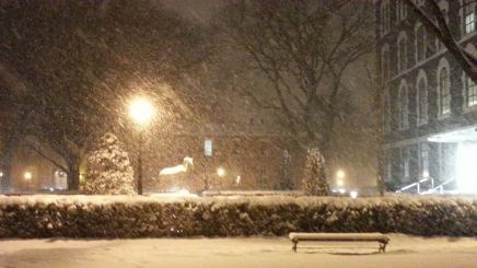 Severe Weather Prompts Campus Closings Through Tuesday, Possibly Wednesday