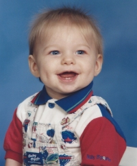 Ryan Hacke, the brother of a Fordham student, was 14 months old when he was shot and killed.