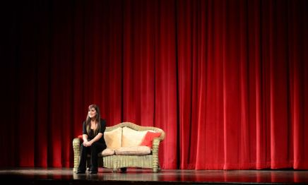 Letter: A Monologue in TheMonologues