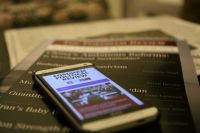 The Fordham Political Review's first print edition came out on Feb. 12 after existing solely online since its 2010 founding. (Samuel Joseph/The Ram)