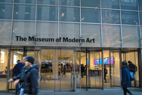 The Museum of Modern Art is a great destination for summer fun. (Joe Vitale for The Fordham Ram)