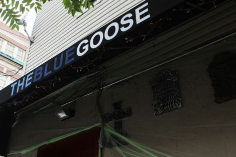 Simon Kajtazi, owner of The Blue Goose Tavern, has decided to rescind the promotional deal that he offered last year. (Samuel Joseph/The Ram)