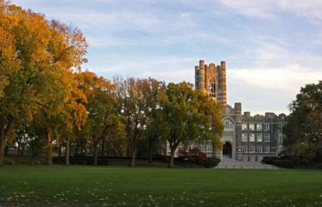 A new salary and benefits package approved by the Faculty Senate includes promotion increments, a minimum salary level, health insurance cost-sharing and a near-2.5% salary increase. Elizabeth Zanghi/The Ram