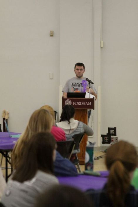 Fordham Relay for Life hopes to increase participating and fundraising this year. Samuel Joseph/The Ram