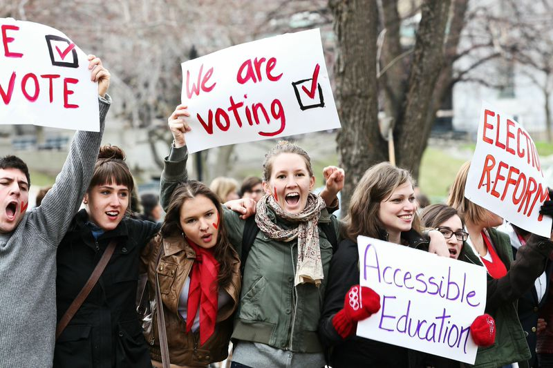 Can the Youth Rock the Vote?