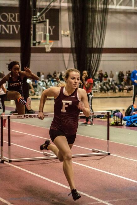 Indoor Track Makes Strides at Metro TeamChallenge