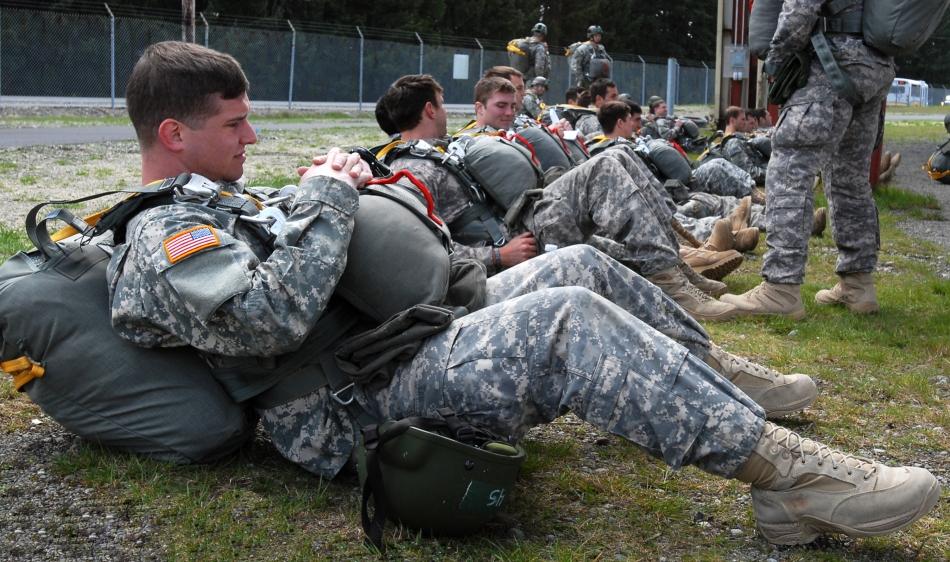 Ranger School: No Place forQuitters