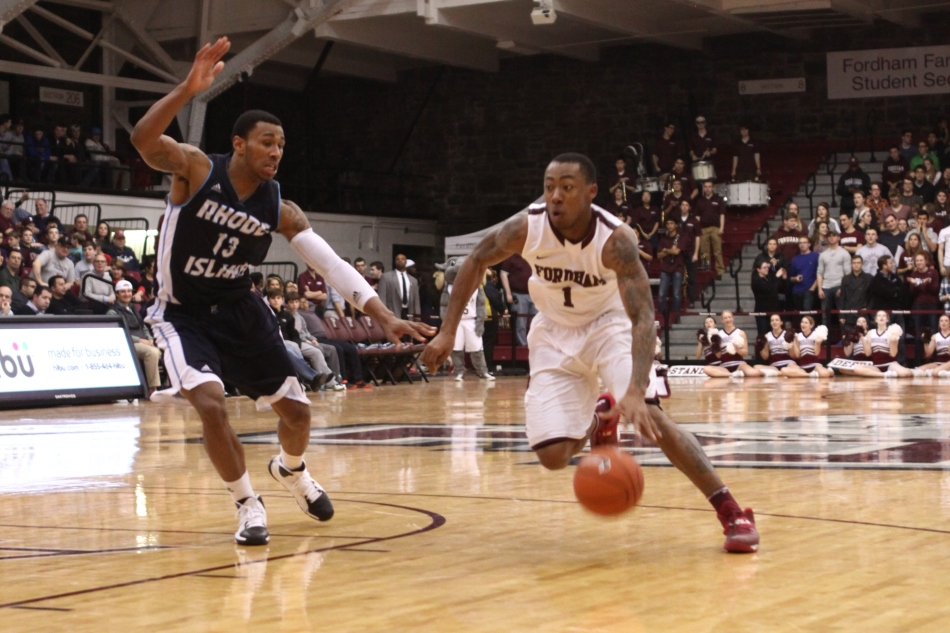 Men's Basketball Struggling in Conference Play