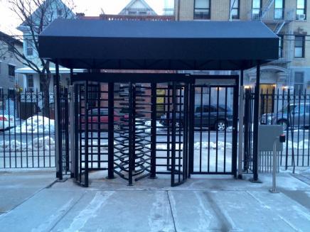 Despite Long Wait, Walsh Gate Now Open24/7