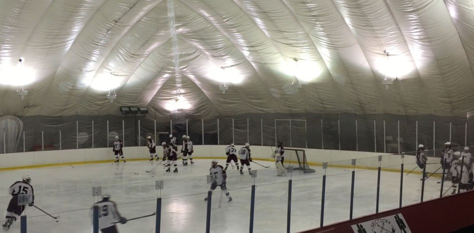 Fordham's Best Kept Secret: Club Hockey
