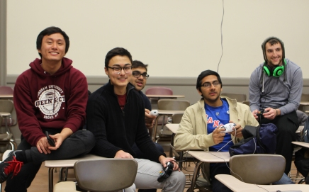 Fordham's Gamers United: 'Good Games, Fun Times'