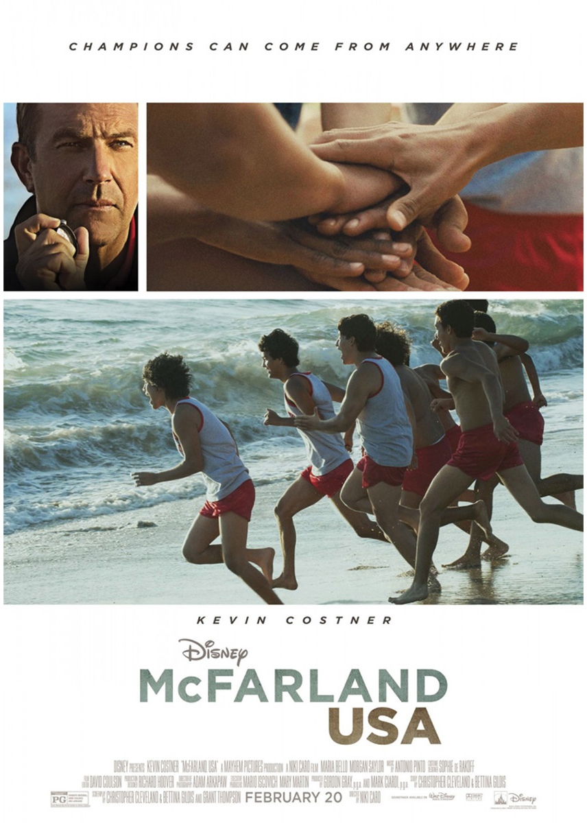 Chasing the American Dream in 'McFarland, USA'