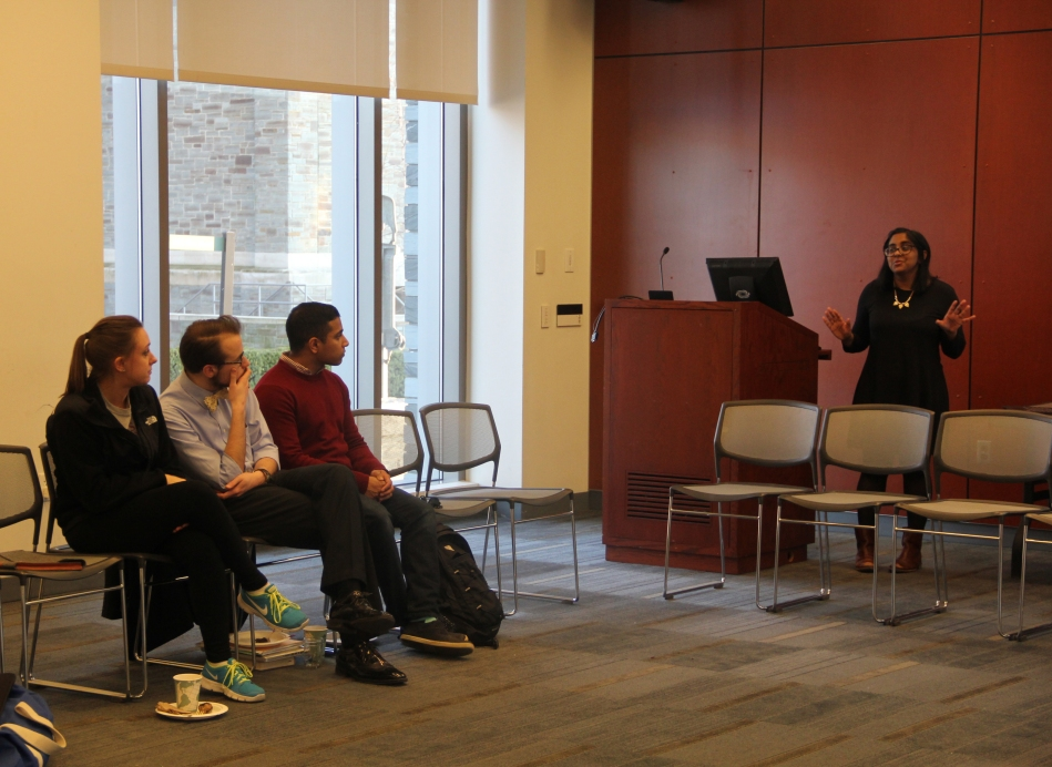 USG Kicks-off Sustainability Week at Fordham