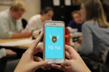 Let Students Roam Free on YikYak