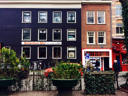 In Amsterdam, An Altered Perspective