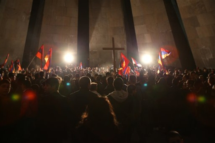 Honoring the Hundredth Anniversary of the ArmenianGenocide