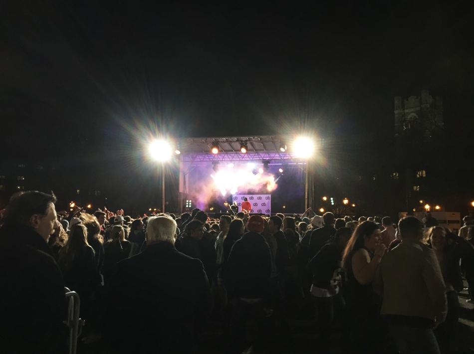 DJ Solodisco Brings Hot Beats to ColdNight