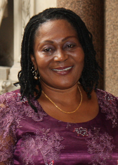 First Lady of Ghana to Speak atCommencement
