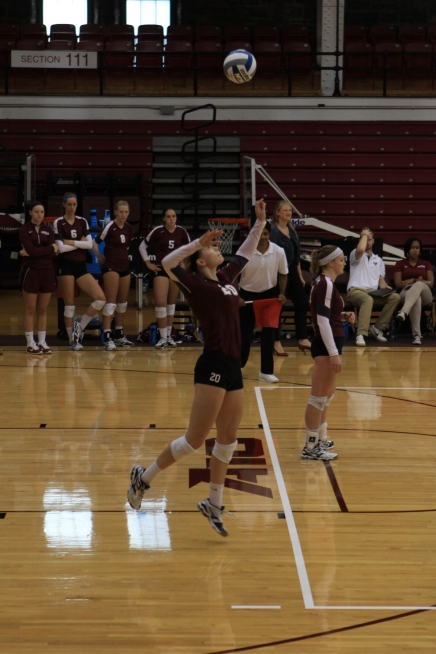 Volleyball Adds Two More Wins