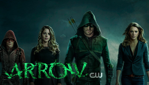 Image result for arrow cast