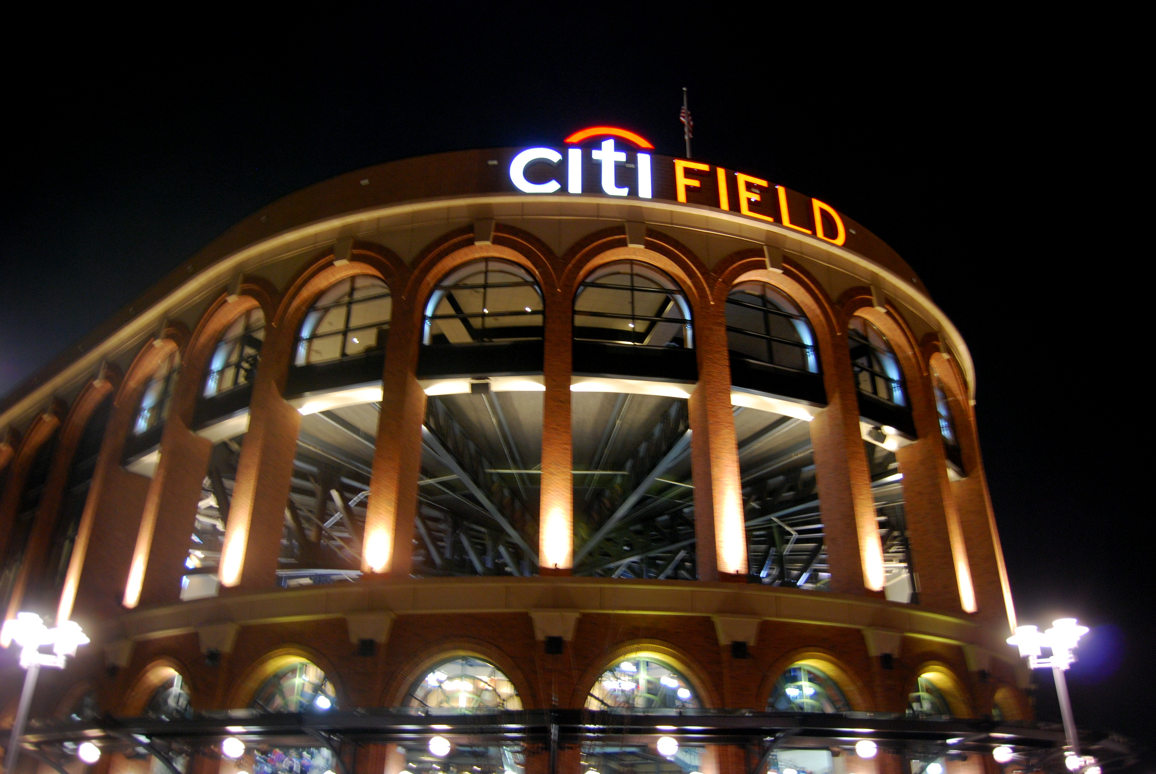 Citi Field will be hosting its first World Series. Courtesy of Wikimedia