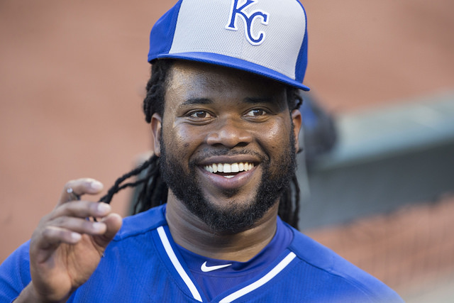 Johnny Cueto has been a big part of the Royals' success this season. Courtesy of Flickr.
