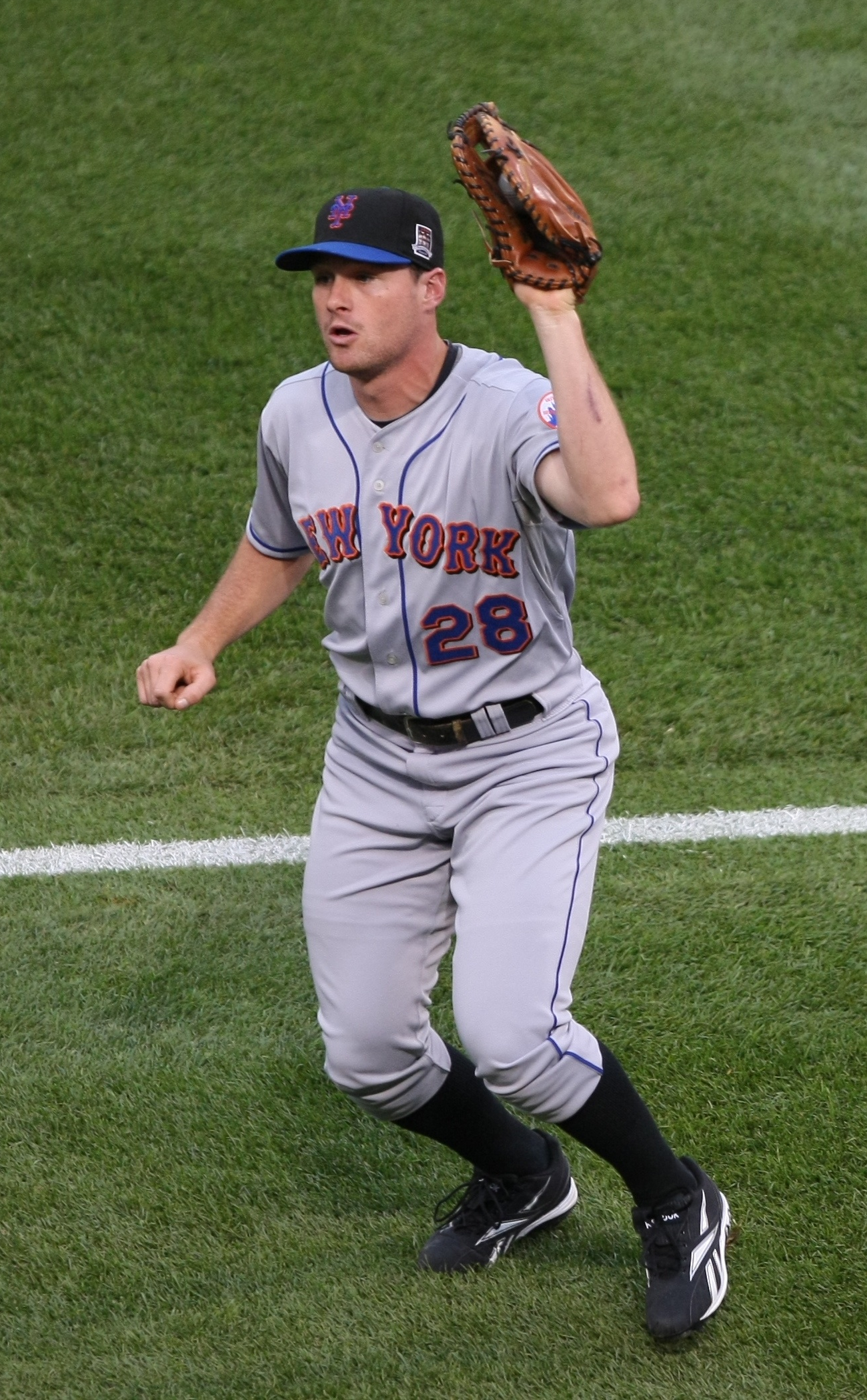 Daniel Murphy is the hottest hitter going into the World Series. Keith Allison/Flickr