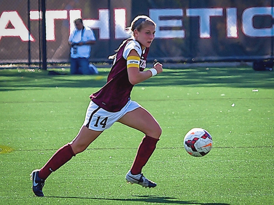 Women's Soccer Heading to A-10Championship