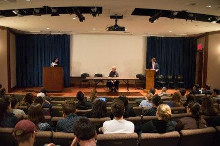 College Dems and Repubs Debate TPP, Guns andDebt