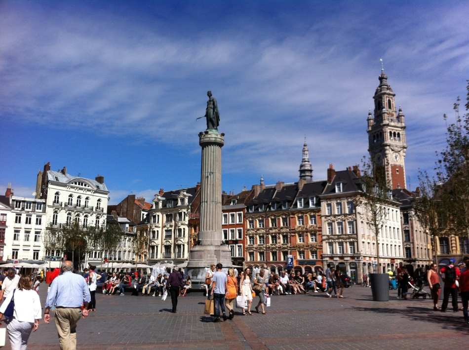 French-Belgian Border Eases Exchange of Food andCulture