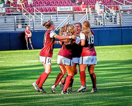 Women's Soccer Falls Just Short of NCAA