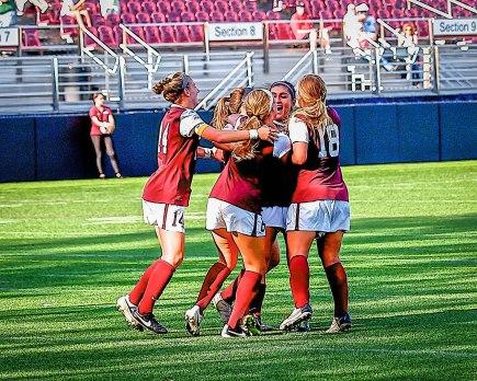 Women's Soccer Falls Just Short ofNCAA