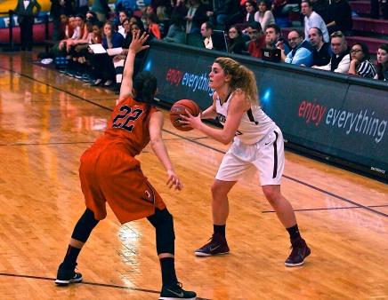 Women's Basketball Wins The Battle of theBronx