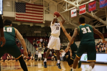 Men's Basketball Falls to St. Bonaventure in OT Thriller