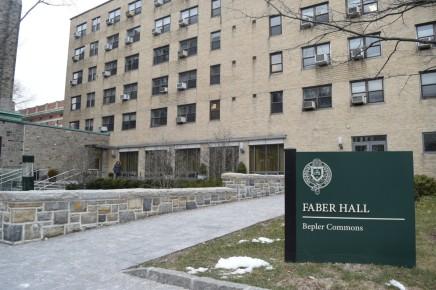 Faber Hall to House Students Beginning Fall 2016