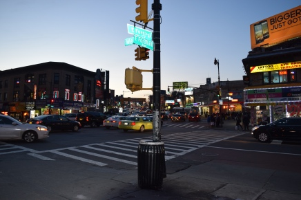 Fordham Road: A Shopper's Paradise