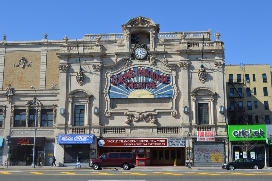 For a Forgotten Theater, It's Time to Go toChurch