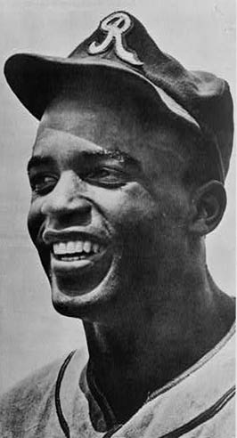 Jackie Robinson is among baseball's most famous pioneers. (Courtesy of Wikimedia).