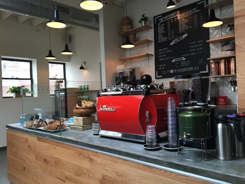 Hip Coffee Houses Reflect a ChangingBorough
