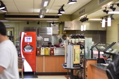 As the transition from Sodexo to Aramark continues, the Grille will face some changes. (Andrea Garcia/ The Fordham Ram).