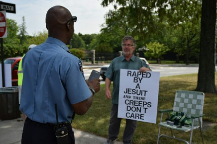 Alleged Abuse Victim Protests, Two More ContactLawyer