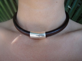 Chokers are making a huge comeback this season, only a part of the 90's trend. Courtesy of Flickr