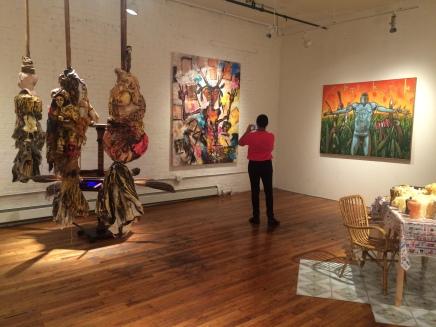 BronxArtSpace Exhibits Latin AmericanArt