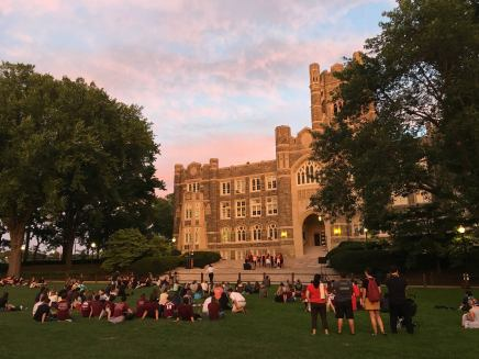 Dissecting the Reality of Diversity at Fordham