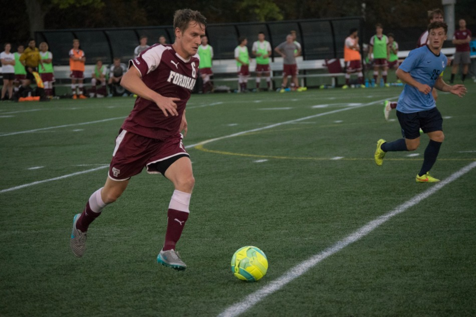 Men's Soccer Falls to BC in First Round of NCAATournament